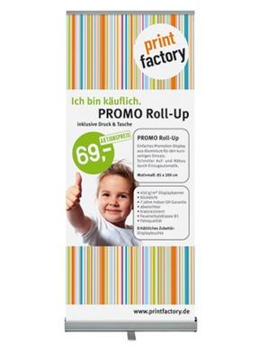 printPROMO - Roll-Up-Display