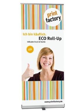 printECO - Roll-Up Display ECO
