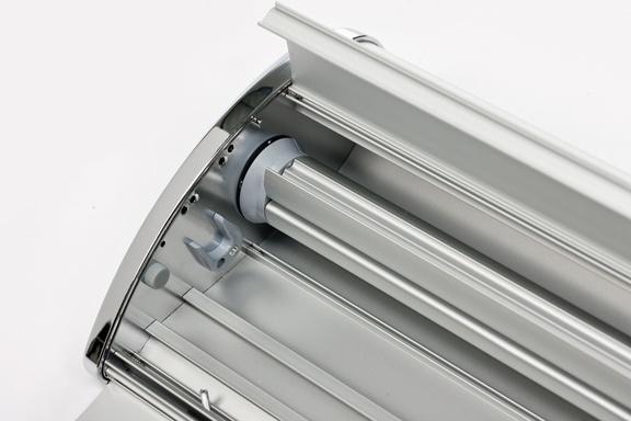 printDELUXE - Roll-Up-Display höhenverstellbar