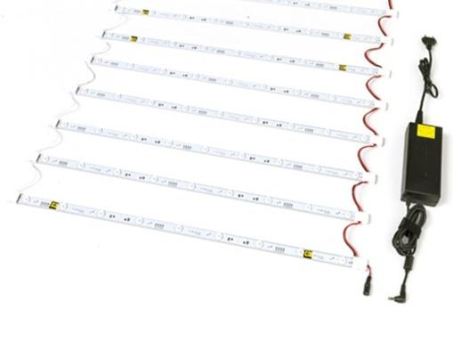 LED-Beleuchtung für Lightwall