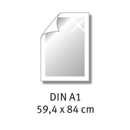 Fotopapierdruck DIN A1