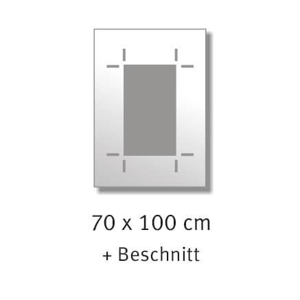 Filmbelichtung 70cm x 100cm