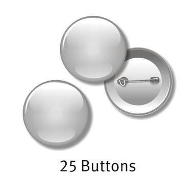 25 Buttons - 55 mm rund, mit Ihrem Motiv