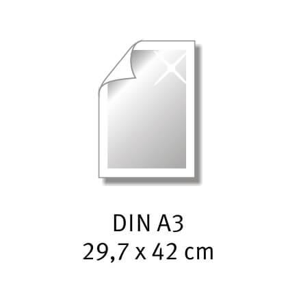 Fotopapierdruck DIN A3