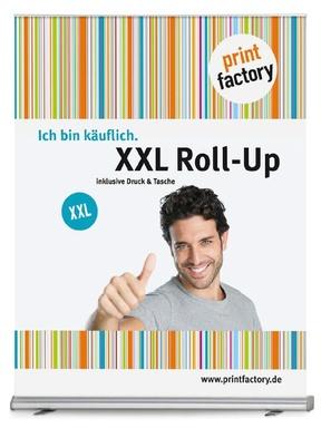 XXL Roll Up 200 x 250 cm bedrucken lassen