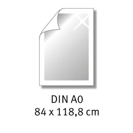 Fotopapierdruck DIN A0