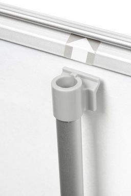 printPREMIUM - Roll-Up-Display höhenverstellbar